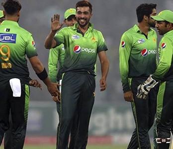 Pakistan vs Srilanka  Series for IMG Reliance